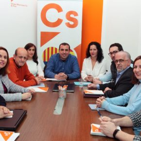 Ciudadanos (Cs) confirma a Antonio Miguel Ruiz como candidato a la alcaldía de El Prat de Llobregat
